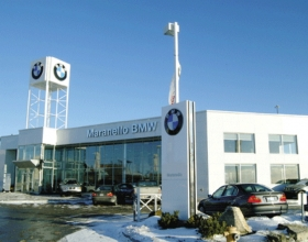 BMW Dealership Woodbridge On.